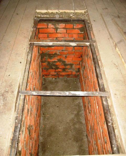 Собственная яма в гараже. Советы по строительству